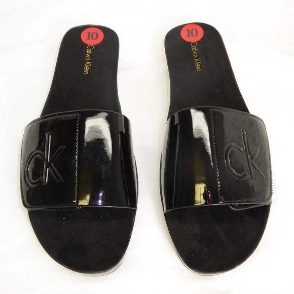 Calvin Klein Shoes   New Black Calvin